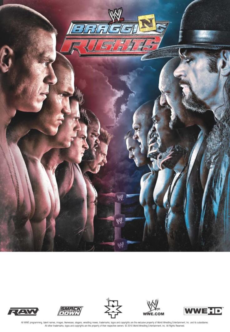 Quelle: Offizielles WWE Promotion Poster